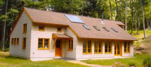 passive solar houses